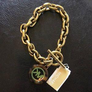 Michael Kors lunch chain bracelet
